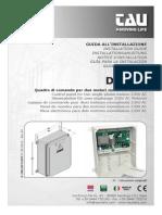 D_mnl0d760m Manual de Targeta Portones Electricos