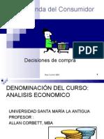 CLASES ECONOMÍA GERENCIAL  DETERMINANCIÓN DEL PRECIO (ESTUDIANTES) (1)
