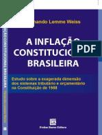 Livro Infla Const Brasileira Fernando Weiss PODEDITORA