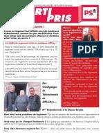 Parti Pris - Octobre 2013