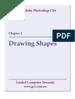 Learning Adobe Photoshop CS4 - Drawwing Shapes