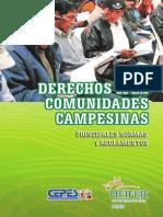 Derechos de las comunidades campesinas