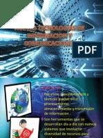 Nuevas Tecnologias de Informacion y Comunicaciones