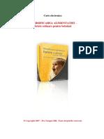 Diversificarea alimentatiei - Retete culinare pentru bebelusi.pdf