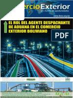 Ce 212 El Rol Agente Despachante Aduana Comercio Exterior Boliviano