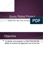 sumo robot