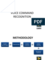 Voice Command Recognition