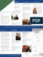 Internship Brochure 2013