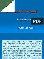 7. Relaciones Entre Clases - Binaria