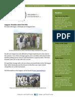 Czech Cricket October 2013 Newsletter