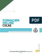 Cscae Formacion Online