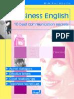 BUSINESS ENGLISH. 10 BEST Communication SECRETS