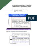 EL PRODECIMIENTO  ADMINISTRATIVO TRILATERAL Y SU APLICACIÓN EN LA NUEVA LEY DEL PROCEDIMIENTO ADMINISTRATIVO GENERAL