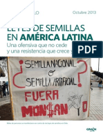 Leyes de seillas en América Latina