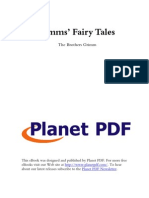 Grimms Fairy Tales T