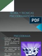teoría y técnica psicodramática