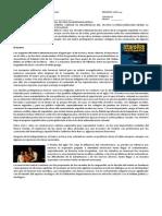 TRAYECTORIA y CARACTERÍSTICAS DEL TEATRO HISPANOAMERICANO