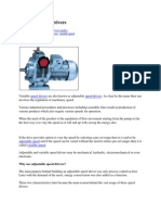 Variable Speed Drivers.docx