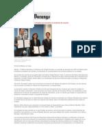 24-10-2013 El Sol de Durango - Banco Mundial dona 650 md a Puebla para fomentar la rendición de cuentas