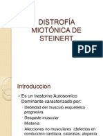 Distrofia Miotonica de Steinert- Expo.pptx