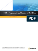 2012 State of Mobility Survey Report Brazil PORT