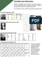 Elementos Químicos II 2011-2012