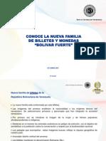 Billetes de Vebezuela
