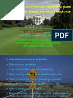 Dr. I Sundar - Micro-level planning and Municipal ward Development (1).ppt