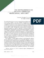 Voluntarios Extranjeros en Los Ejercitos Liberales Mexicanos, Siglo XIX, Lawrance Taylor