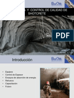 Control de Calidad Shotcrete Jim Phillips_EPC Chile