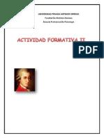 Breve Biografía de Mozart