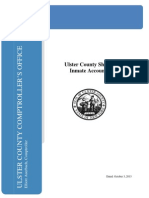 UCSO Inmate Account Review Final