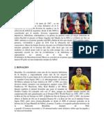 Los 10 Mejores Jugadores de Futbol