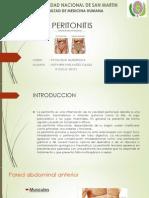 7. Peritonitis Brayars