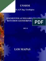 Elementos Auxiliares de Los Estudios Geomorfologicos