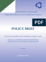 FIUC Policy Brief ESP
