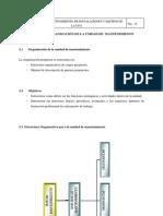 Manual de Mantenimiento Capitulo II