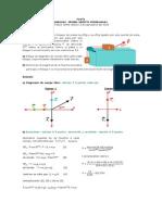 PEP 2 - Física General (2003)