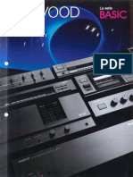 Kenwood - Catalogo Hi-Fi 1984 - La serie Basic (Basic C1, M1, M2, T1L, T2, X1; KVC-570, DP-1100B, LS-501D) (Italiano).pdf