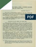 Láscaris. Constantino - La estancia de Levy Bruhl (1928) y Charles  Blondel (1929) en Costa Rica.pdf