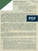 Bibliografia LA FILOSOFIA CRISTIANA Revista de Filosofia UCR Vol.3  No.11.pdf