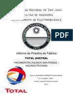 Informe de Practica - Nicolás Guajardo