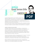 Premio Rymel Serrano-2013