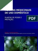 Plant as Medicina is Deu Sodom Tico