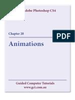 Learning Adobe Photoshop CS4 - Animations