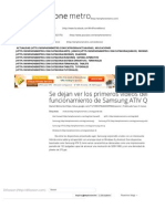 Así funciona Samsung ATIV Q
