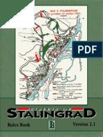 Streets of Stalingrad v 21 Rules