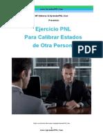 Ejercicio PNL Para Calibrar Estados de Otra Persona- AprenderPNL