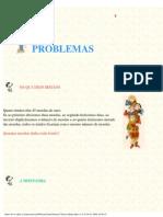 Equações - Problemas
