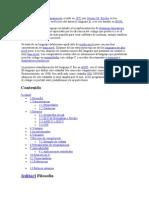 C es un lenguaje de programación creado en 1972 por Dennis M.doc